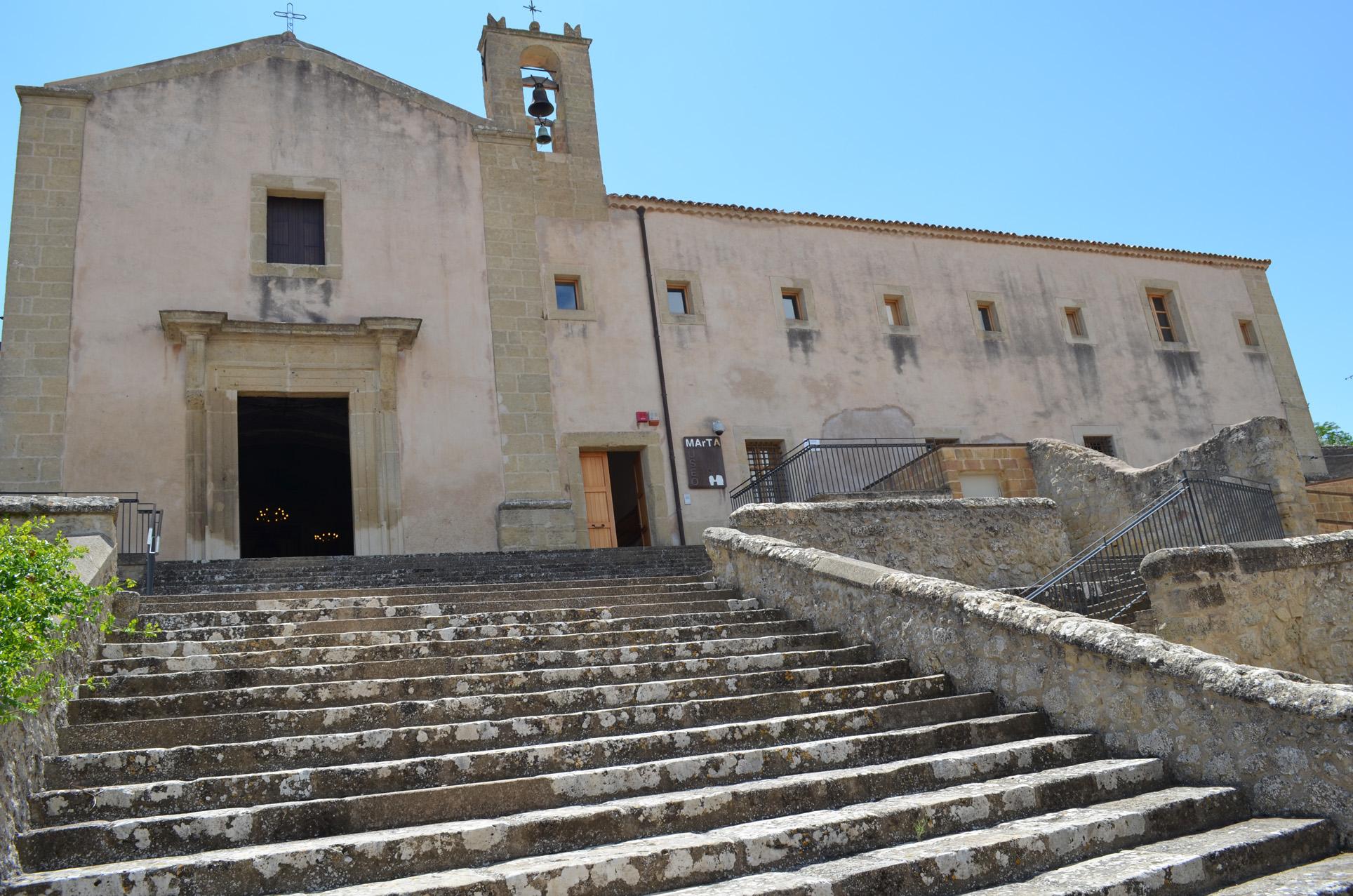 Chiesa Maria SS. Degli Angeli