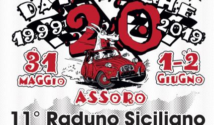 Day Deuche 1999 – 2019  Ventesimo anno
